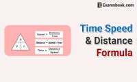 time speed and distance formula