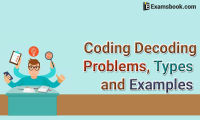 coding decoding problems types examples