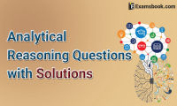 analytical reasoning questions with solutions