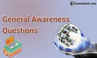 General-Awareness--Questions