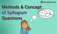 methods and cocepts of syllogism questions