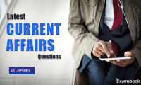 23 jan Latest Current Affairs Questions