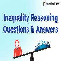 Inequality Reasoning Questions and Answers