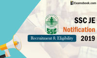 ssc je notification 2019 - recruitment & eligibility