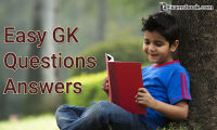 Easy GK Questions