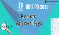 IBPS PO result and answer key