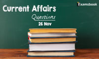 Current-Affair-Questions-2019-Nov-26th