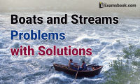 boats and streams problems with solutions