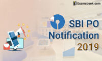 SBI PO notification 2019