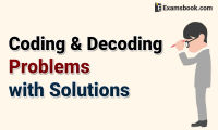 coding and decoding problems with solutions